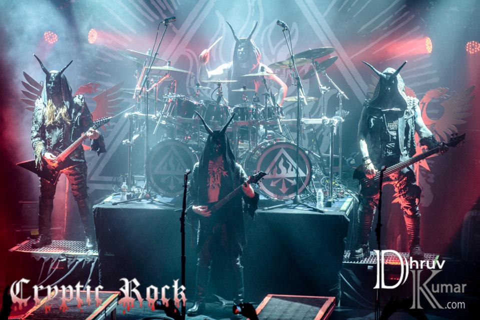 Behemoth Band Tour Dates