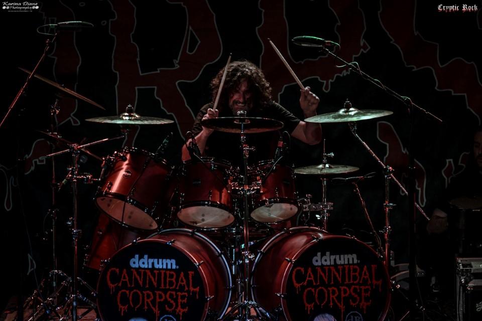 Cannibal Corpse Tour Santa Ana