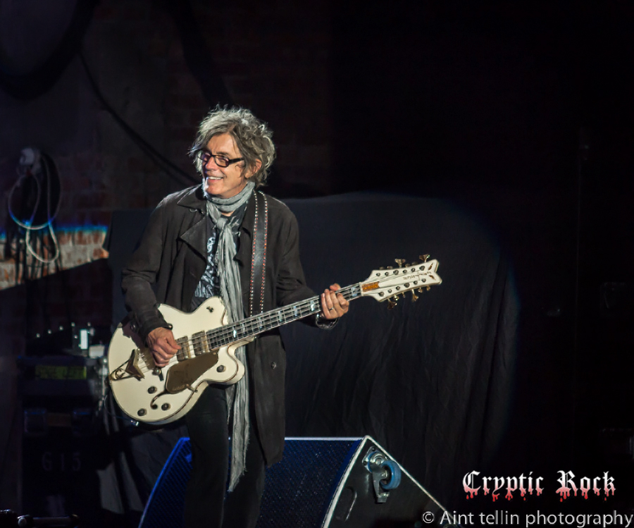 Peter Frampton & Cheap Trick Come Alive at The Paramount