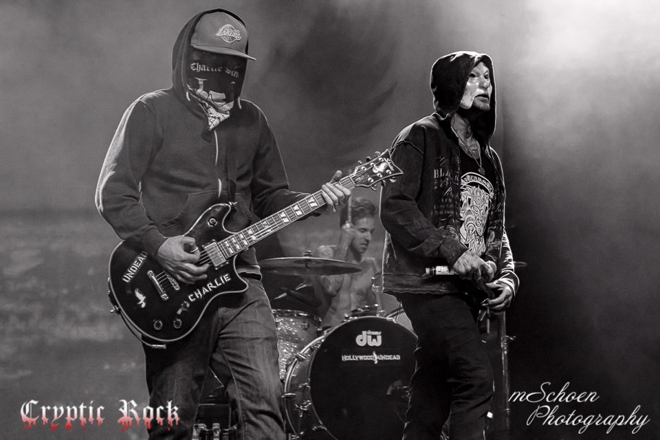 hollywood undead excite in return to the paramount huntington ny 5