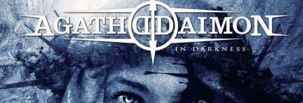 """agathindarkness1 - AGATHODAIMON unveil artwork for new album """"In Darkness"""""""