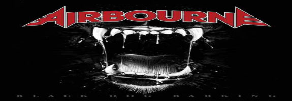 "airbourneblackdog - Australian rockers AIRBOURNE release video for ""Live It up"""
