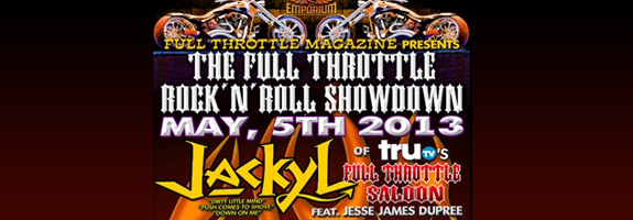 jacka featured - Win a pair of tickets to see JACKYL, GREAT WHITE & L.A. GUNS AT THE EMPORIUM MAY 5TH!