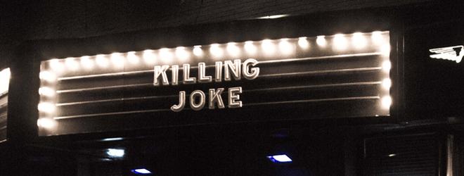 killing joke feature 1 - Killing Joke live at Paradise Rock Club Boston MA 4-20-13
