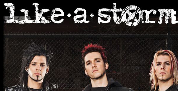 like a storm header - Win a pair of tickets to see Like a storm!