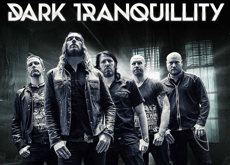 Dark Tranquillity poster - Dark Tranquillity release video for Uniformity