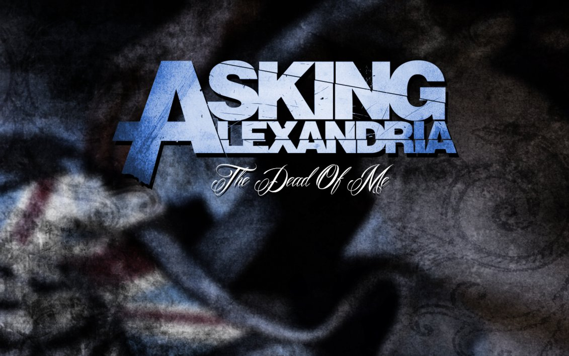 """asking alexandria   the death of me by riickyart d62fsy3.png - Asking Alexandria reveal artwork and release date of new album """"From Death To Destiny"""""""