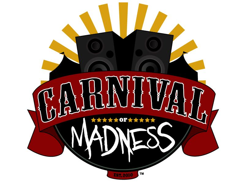 carnivalofmadnesslogo - Carnival of madness 2013 line-up revealed