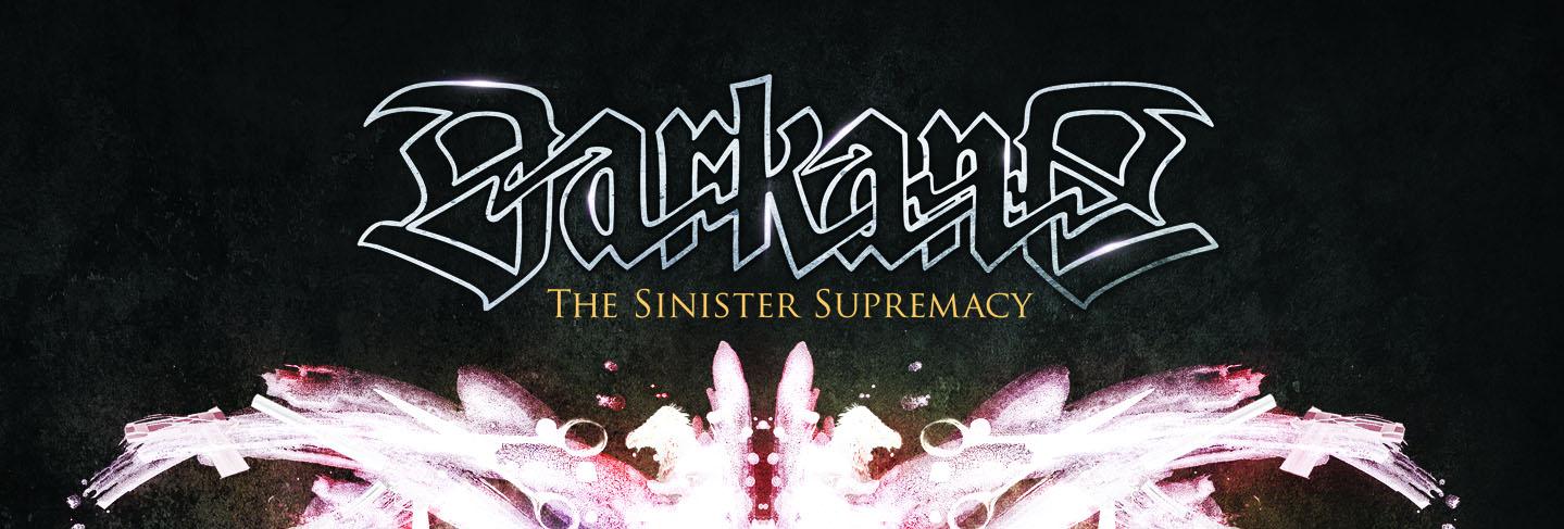 "darkane supremacy - Darkane unveil artwork for ""The Sinister Supremacy"""