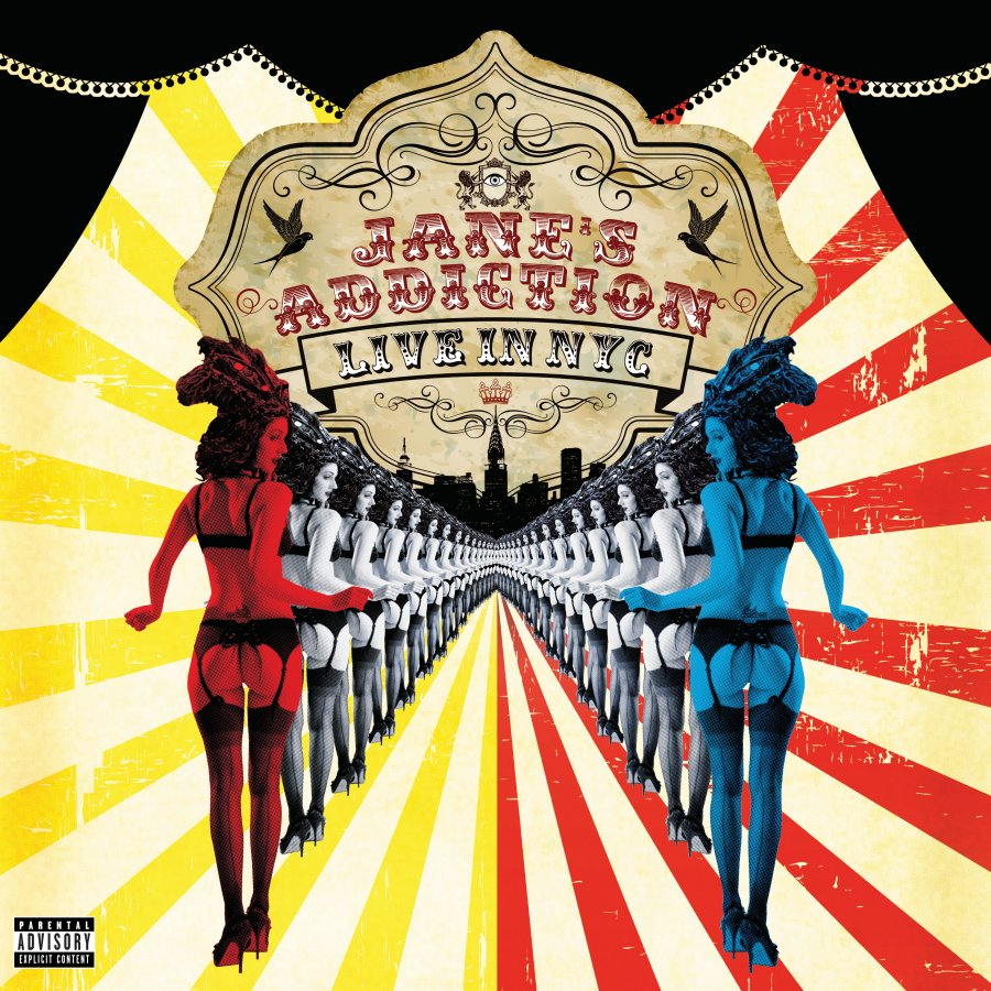 Cover  300RGB  65452 zoom - Win a copy of Jane's Addiction Live in NYC CD & DVD here!