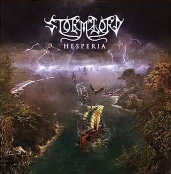 "Stormlord lanseaza un nou album Hesperia - Stormlord have unveiled the artwork to ""Hesperia"""