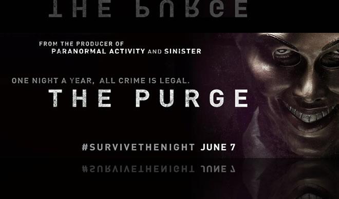 The Purge - The Purge Contest