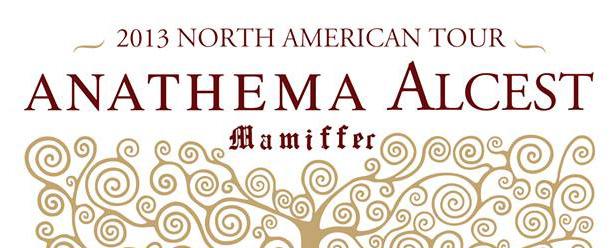 anathema 2 - Anathema announce extensive North American tour