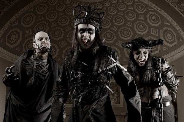 """cradle of filth 2013 - Cradle Of Filth release video for """"For Your Vulgar Delectation"""""""