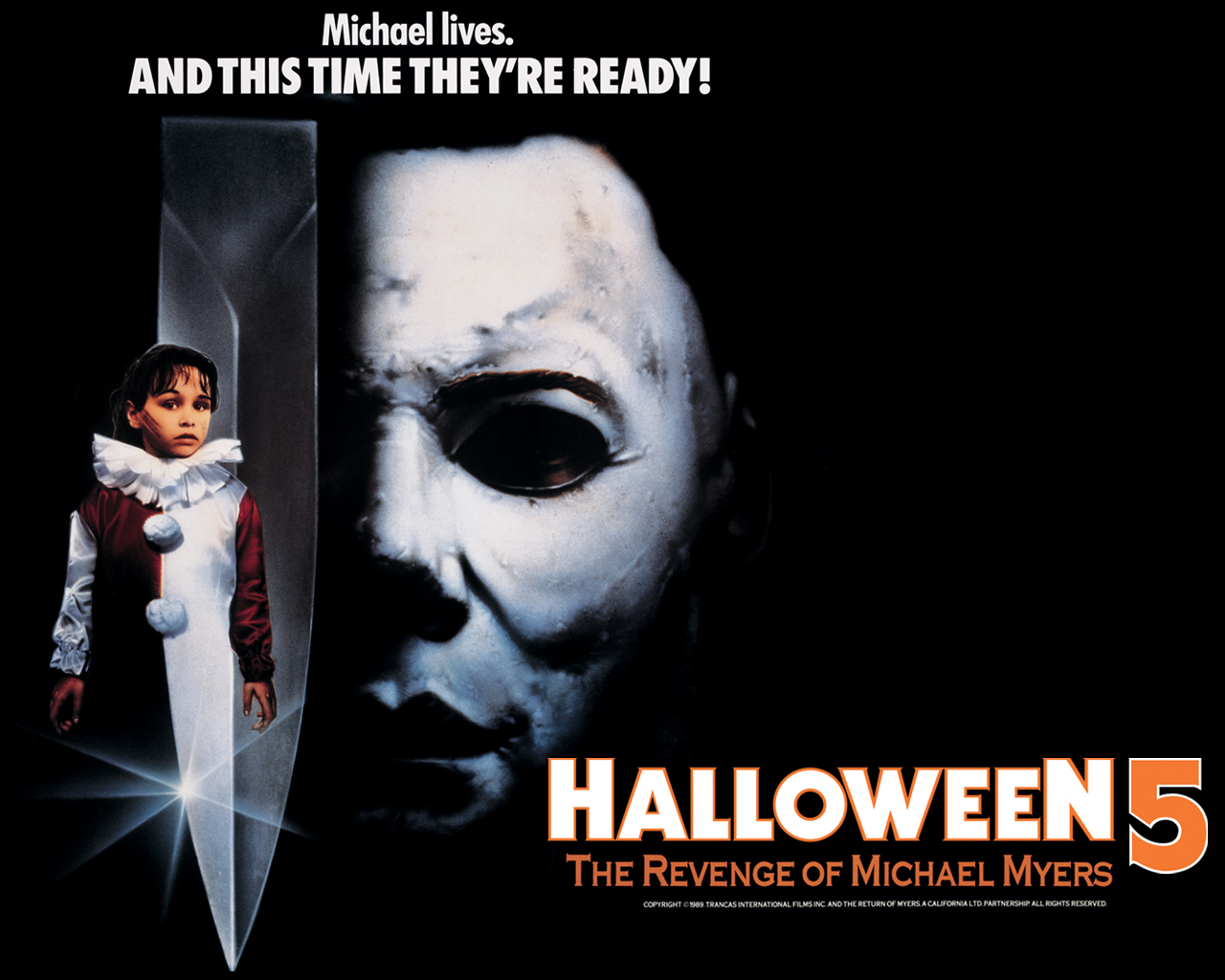 halloween 5 the revenge of michael myers 116190l - Cryptic Rock wishes Danielle Harris a happy 36th birthday
