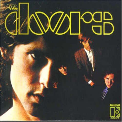 the Doors album cover