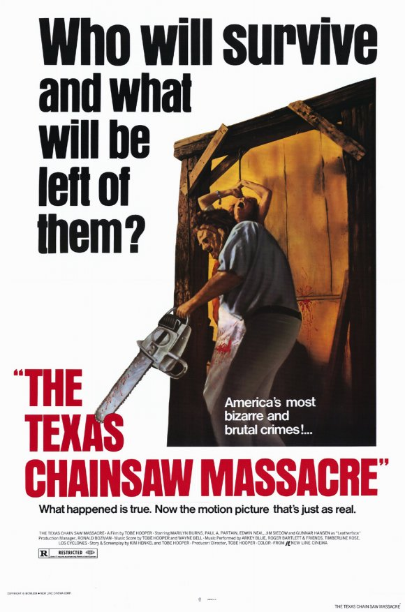 the texas chainsaw massacre movie poster 1974 1020198670 - The Texas Chainsaw Massacre celebrates 40th Anniversary