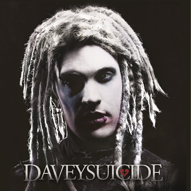 Davey Suicide Album Cover - Davey Suicide ignited shock waves with debut (Album review)