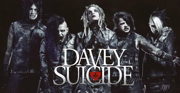 DaveySuicide 2013 edited 2 - Interview: Davey Suicide the next generation rock star