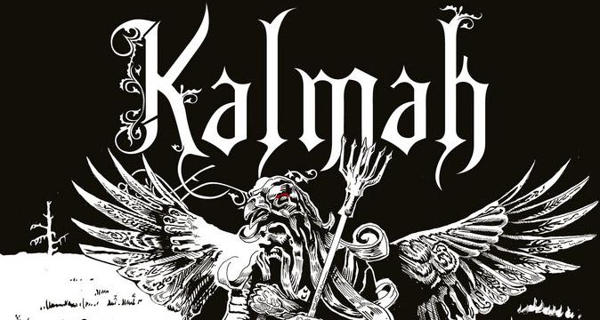 PromoImage cover - Kalmah -  Seventh Swamphony (Album review)