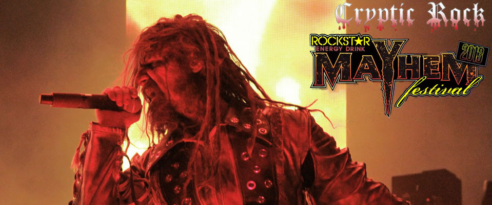 Rob Zombie mayhem cover 3 - Mayhem Festival 2013 At PNC Bank Arts Center in Holmdel NJ 7-23-13 (Exclusive Coverage)