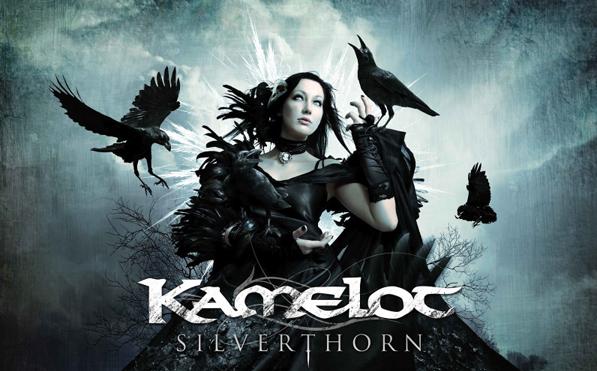 "kamelot silverthornfrontcoverbyeneas - Kamelot release premiere video for ""My Confession"""
