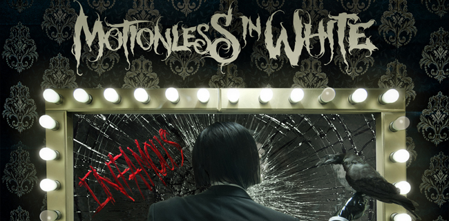 motionless infamous edited 2 - Motionless in White - Infamous (Album review)