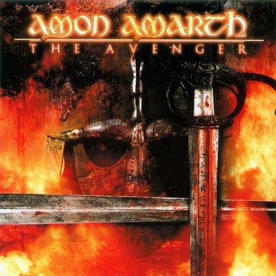 Amon Amarth The Avenger cover - Interview - Olavi Mikkonen of Amon Amarth