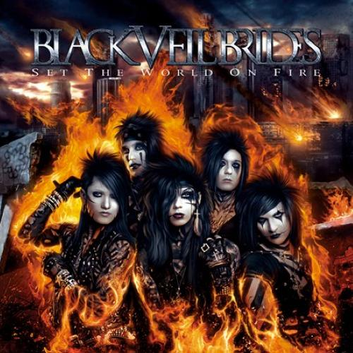 Set the World on Fire Black Veil Brides album - Interview- Andy Biersack of Black Veil Brides