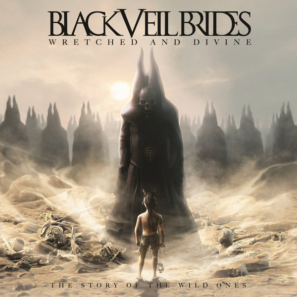 wretched and divine  the story of the wild ones - Interview- Andy Biersack of Black Veil Brides