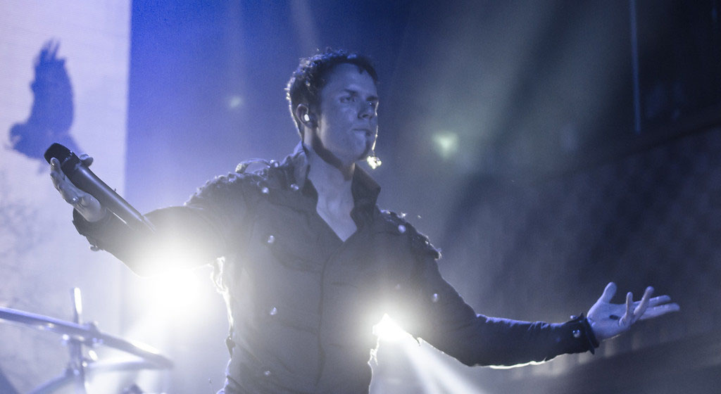 cover - Kamelot, Delain, & Eklipse live at Stage 48 NYC 9-6-13 (Exclusive Coverage)