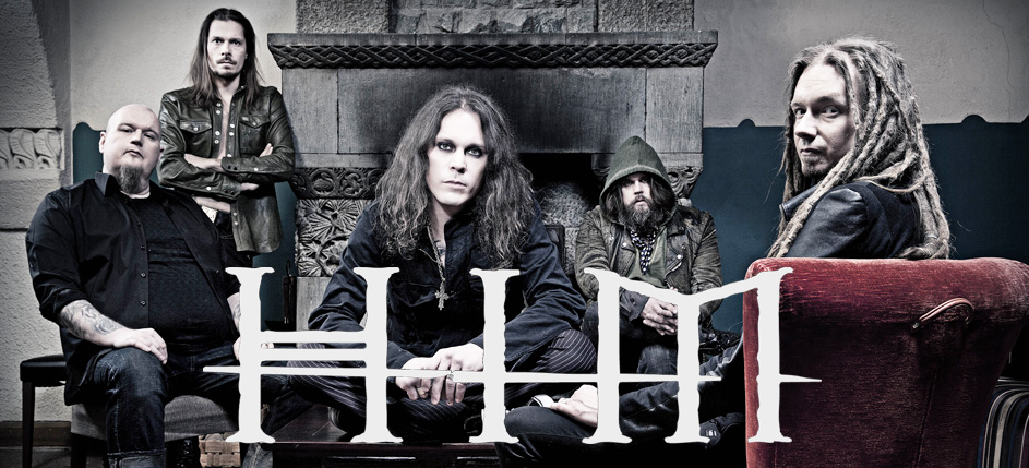 him cover 5 - Interview - Ville Valo of HIM