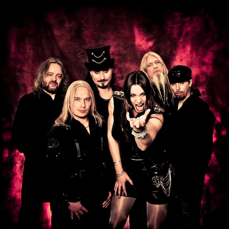 Interview floor jansen of revamp nightwish cryptic rock for Floor nightwish