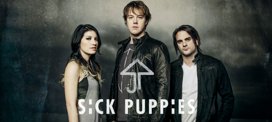 sick puppies cove 3 - Interview - Shim Moore of Sick Puppies