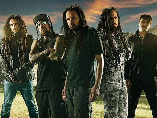 1376339557000 Korn TPS AlbumPromo1 - Korn - The Paradigm Shift (Album Review)