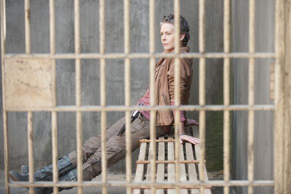 Carol (Melissa Suzanne McBride) - The Walking Dead _ Season 4, Episode 3 - Photo Credit: Gene Page/AMC