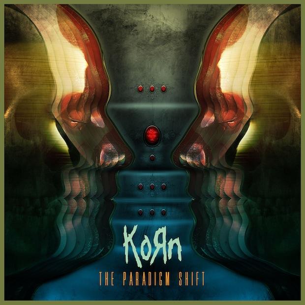 Korn TheParadigmShift Cover3 - Korn - The Paradigm Shift (Album Review)