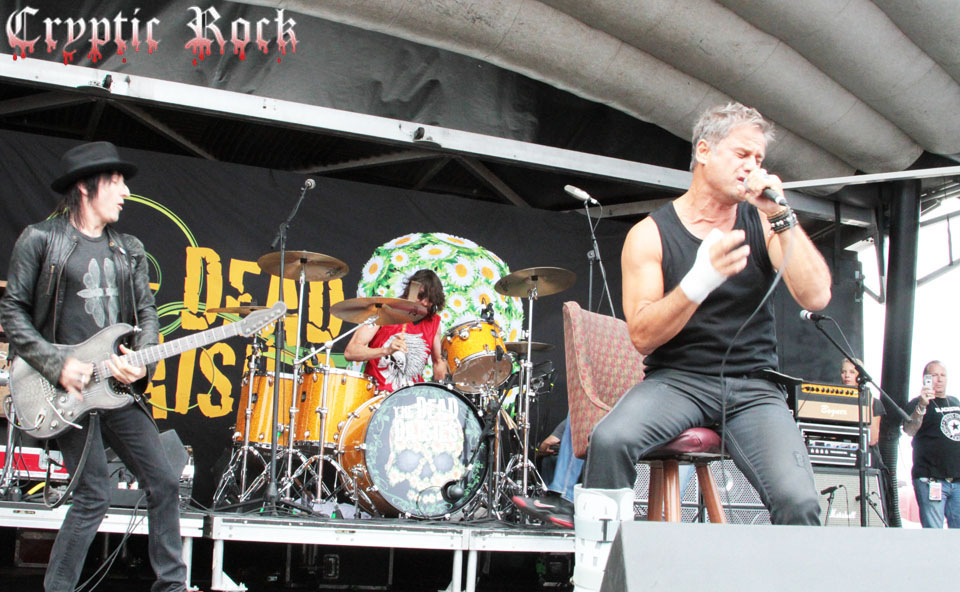 The Dead Daisies 114web - Interview - Jon Stevens Of The Dead Daisies