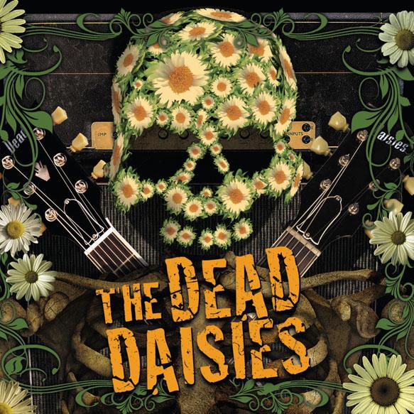The Dead Daisies Album Cover - Interview - Jon Stevens Of The Dead Daisies