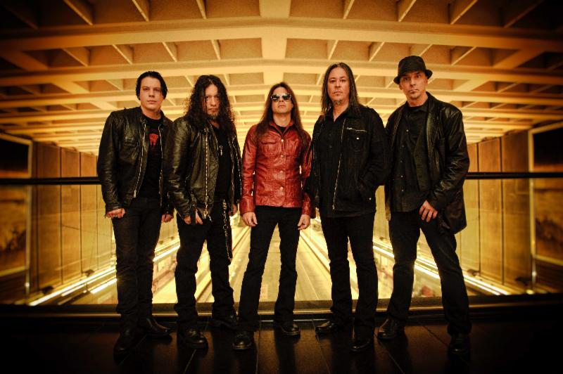 """queens - QUEENSRYCHE premiere new video for """"Redemption"""" and kick off European tour on October 12"""