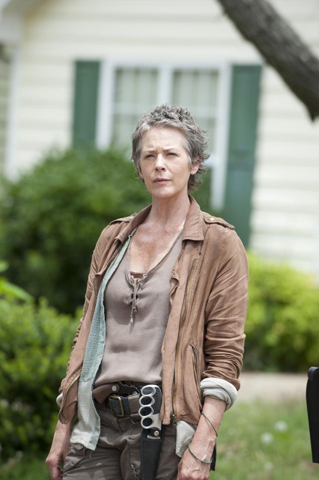 Carol (Melissa Suzanne McBride) - The Walking Dead _ Season 4, Episode 4 - Photo Credit: Gene Page/AMC