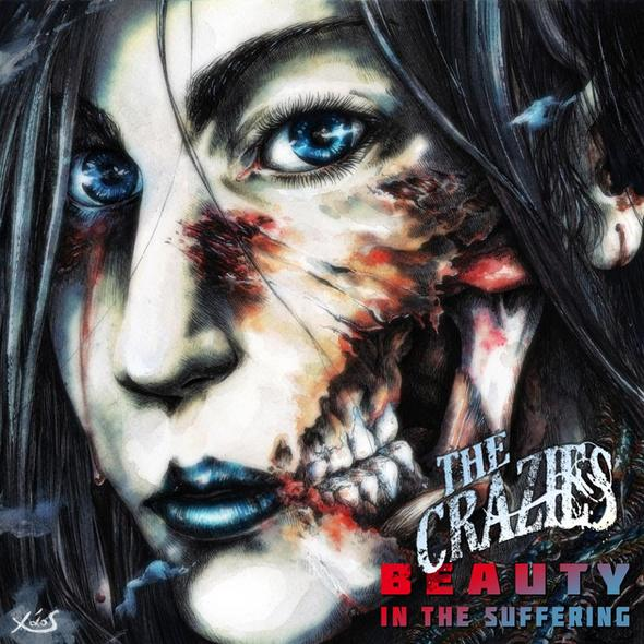 "The Crazies - Beauty In The Suffering Releases Lyric Video For Debut Single ""The Crazies (The Zombie Song)"""