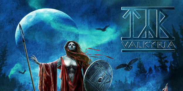 Tyr Valkyrja main - Týr - Valkyria (Album Review)
