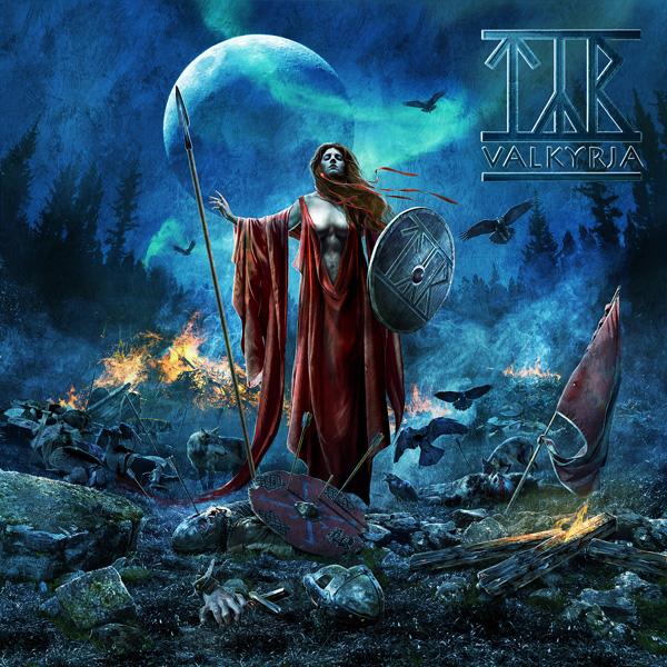 Tyr Valkyrja - Týr - Valkyria (Album Review)