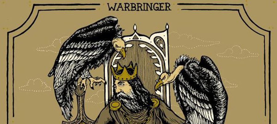 "Warbinger IV Empires Collapse1 edited 1 - WARBRINGER release video for ""Black Sun, Black Moon"""