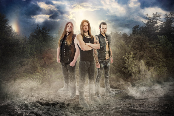 band horizontal b - Týr - Valkyria (Album Review)