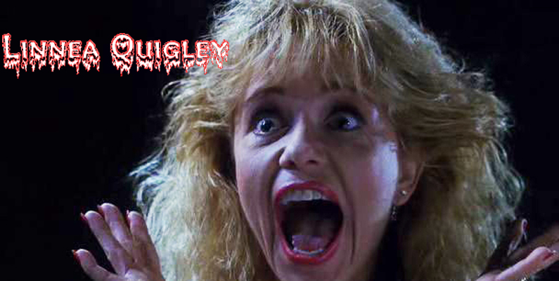 linnea scream cover 2 - Interview - Horror Scream Queen Linnea Quigley