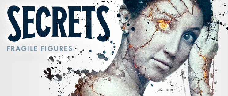 secrects cover edited 1 - Secrets - Fragile Figures (Album Review)
