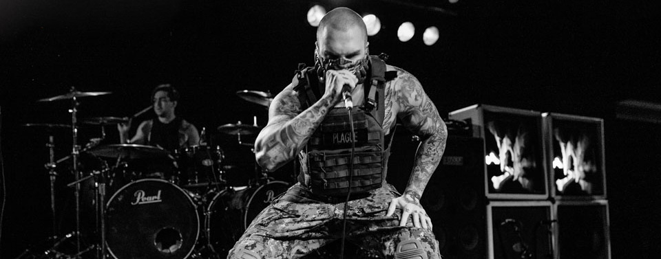 winds cover - Bleeding Through Farewell Tour with Winds Of Plague, Oceano, Gideon, & Sworn at Starland Ballroom 11-13-13 (Live Coverage)