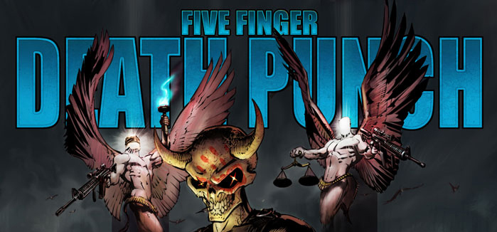 5fdpedit edited 1 - Five Finger Death Punch -  The Wrong Side of Heaven and the Righteous Side of Hell Volume 2 (Album review)